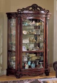 Lokhart Furniture Curio Cabinets